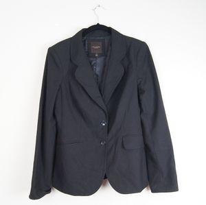 The Limited   Black Blazer   Size 8